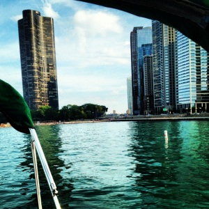 Chicago, from Jonathan's Boat