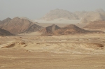 Sinai Desert, via Creative Commons